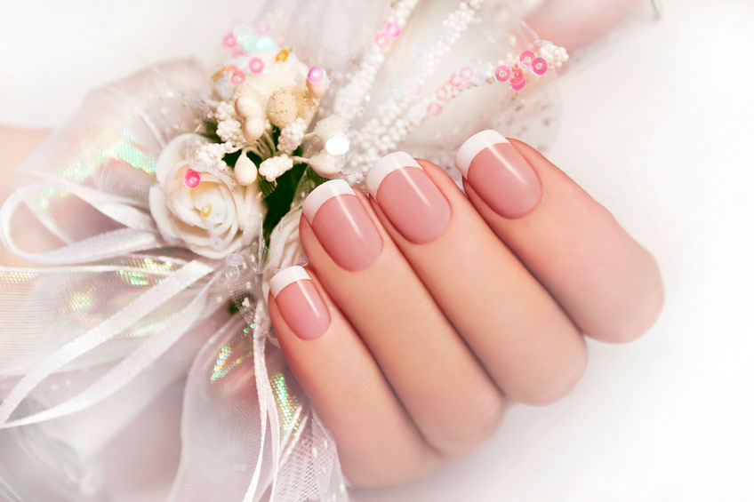 Manicure estetico per sposa Catania